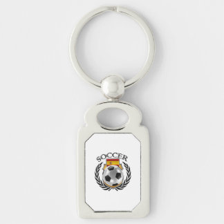 Spain Soccer 2016 Fan Gear Keychain