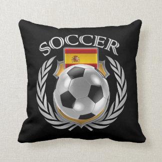 Spain Soccer 2016 Fan Gear Pillow