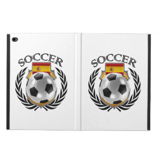 Spain Soccer 2016 Fan Gear Powis iPad Air 2 Case