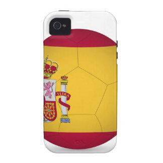 spain soccer ball.jpg case for the iPhone 4