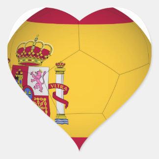 spain soccer ball.jpg heart sticker