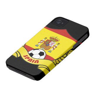 Spain Soccer BlackBerry Bold 9700/9780 Case Blackberry Bold Case