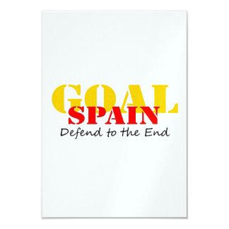 Spain Soccer Card