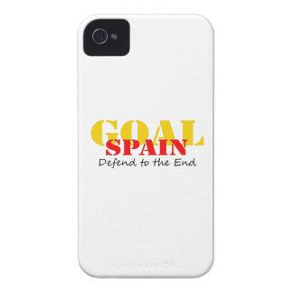 Spain Soccer Case-Mate iPhone 4 Case