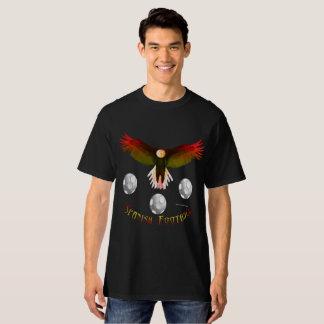 Spain Soccer Eagle Men's Tall T-Shirt