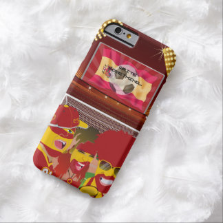 Spain Soccer Football Fan Barely There iPhone 6 Case
