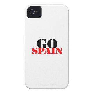Spain Soccer iPhone 4 Case-Mate Case