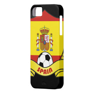 Spain Soccer iPhone 5 Cover iPhone 5/5S Cases