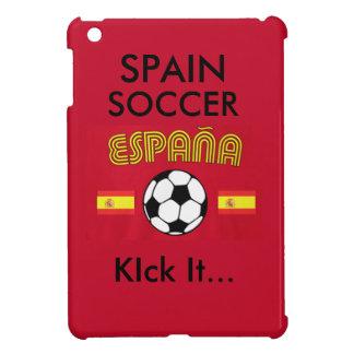 Spain Soccer Kick It... iPad Mini Cases