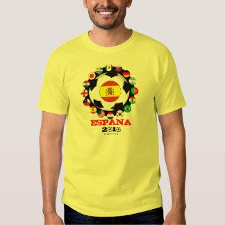 Spain Soccer T-Shirt World Cup Quarterfinals