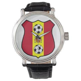Spain Soccer Wrist Watch