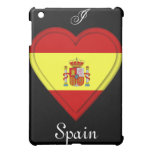Spain Spanish Flag Cover For The iPad Mini