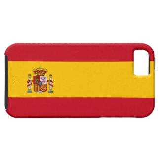 Spain – Spanish Flag iPhone SE/5/5s Case
