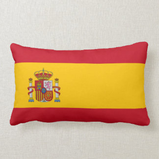Spain – Spanish Flag Lumbar Pillow