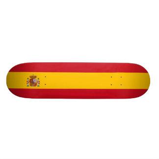 Spain – Spanish Flag Skate Board Deck