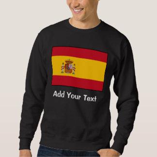 Spain – Spanish Flag Sweatshirt