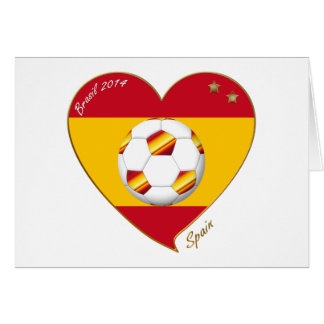 """""""SPAIN"""" Spanish FOOTBALL Soccer Team SPAIN SOCCER Cards"""