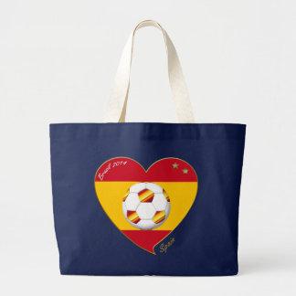 SPAIN Spanish Soccer Team Fútbol de España Bolsa De Mano