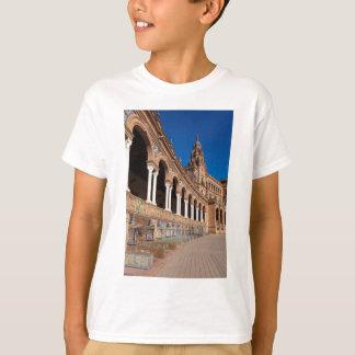 Spain square, Seville T-Shirt