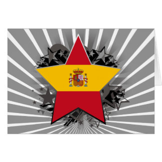 Spain Star Card
