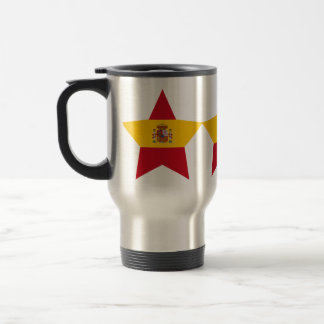 Spain Star Coffee Mug