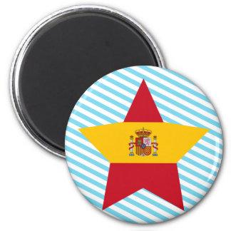 Spain Star Magnet