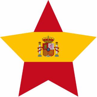 Spain Star Photo Cut Out