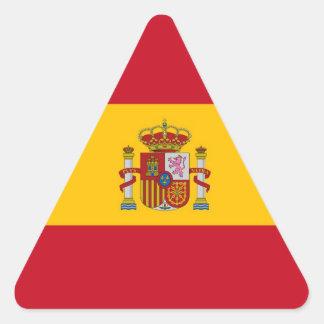 SPAIN TRIANGLE STICKER