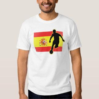 Spain Striker 4 Shirt