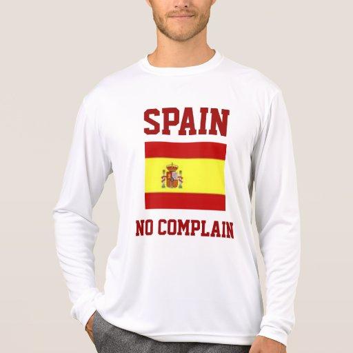 Spain t-shirts