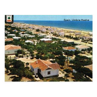 Spain, Umbria Huelva Postcard