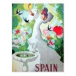 Spain Vintage Postcard Post Cards