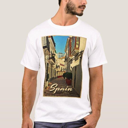 Spain Vintage Travel T-Shirt