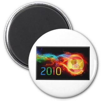 Spain World 2010 Champions Magnet