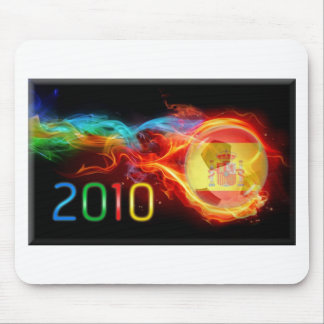 Spain World 2010 Champions Mouse Pad
