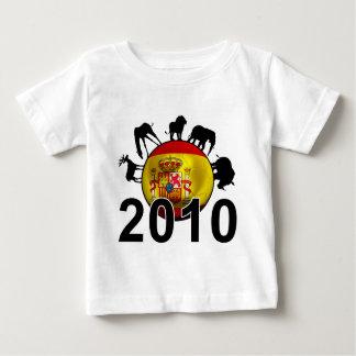 Spain World 2010 Tees