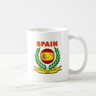 Spain World Champion 2010 Classic White Coffee Mug