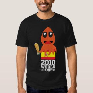 Spain World Champion (España campeón) T Shirt