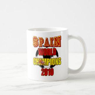 Spain World Champions 2010 Coffee Mug