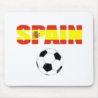 Spain World Cup 2010 Mouse Pad