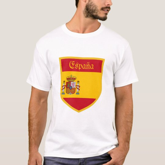 Spain World Cup 2010 We are th Champions T-Shirt