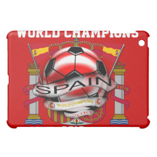Spain-World Cup Champions 2010 Ipad Case