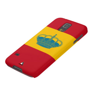 Spain Yacht Ensign Galaxy S5 Cases