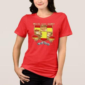 Spain's Got Goal Ladies Plus Size T-Shirt