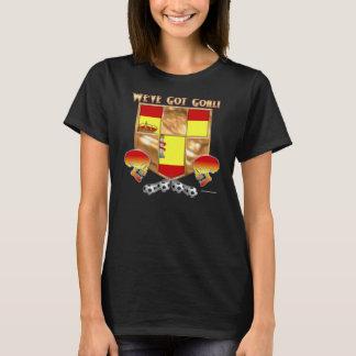 Spain's Got Goal Ladies T-Shirt