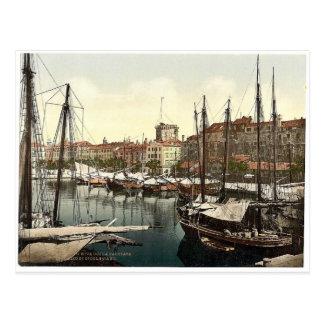 Spalato, Diocletian's Palace, Dalmatia, Austro-Hun Post Card