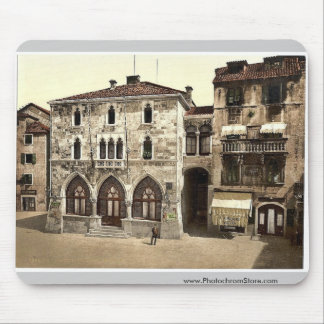 Spalato, the Communal Palace, Dalmatia, Austro-Hun Mousepads
