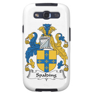 Spalding Family Crest Samsung Galaxy S3 Cover