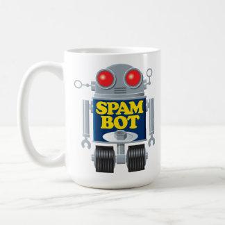 Spam Bot Coffee Mug