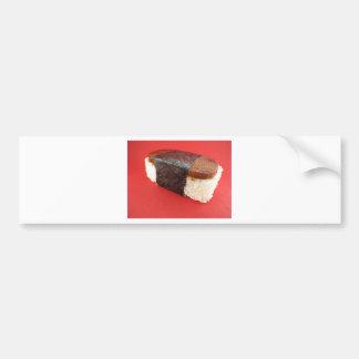 Spam Musubi Bumper Sticker